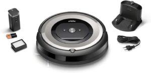 Read more about the article Anche i robot hanno bisogno d'amore: recensione del robot aspirapolvere iRobot Roomba e5154